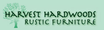 harvest Hardwoods Rustic Furniture